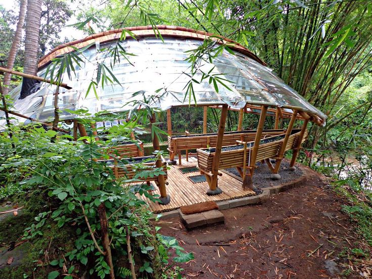 Permaculture Bali, The Kul Kul Farm, Aquaponics Green School
