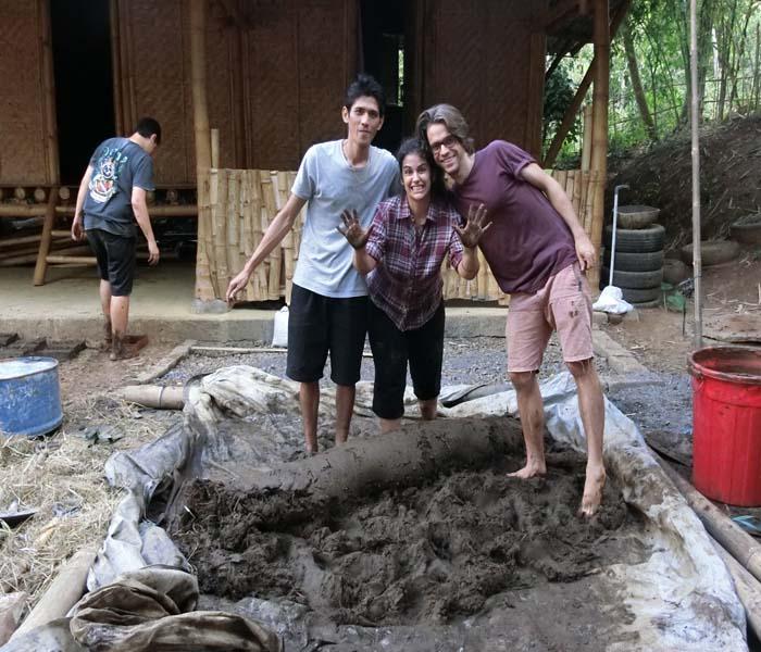 Bali intern fun