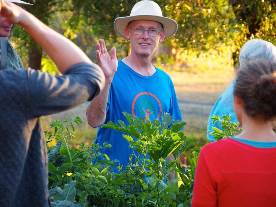Kul Kul Farm Ian Lillington