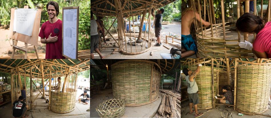 Bambo building bali 6