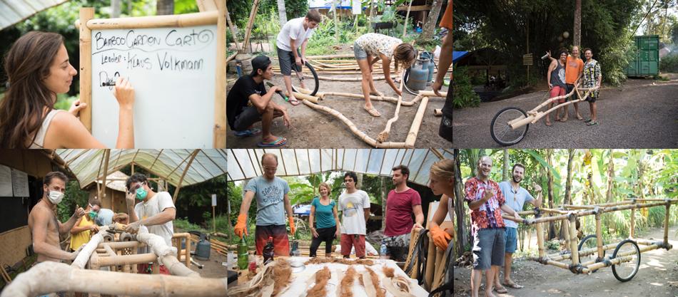 Bamboo building Bali 3