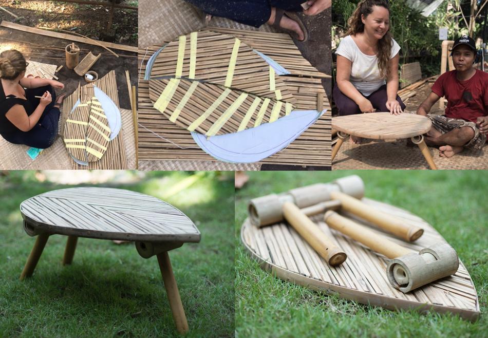 Bamboo building bali 7